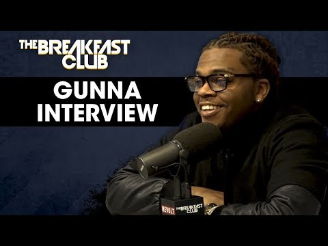 Gunna Talks New