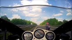 Kawasaki Ninja ZX9R Autobahn