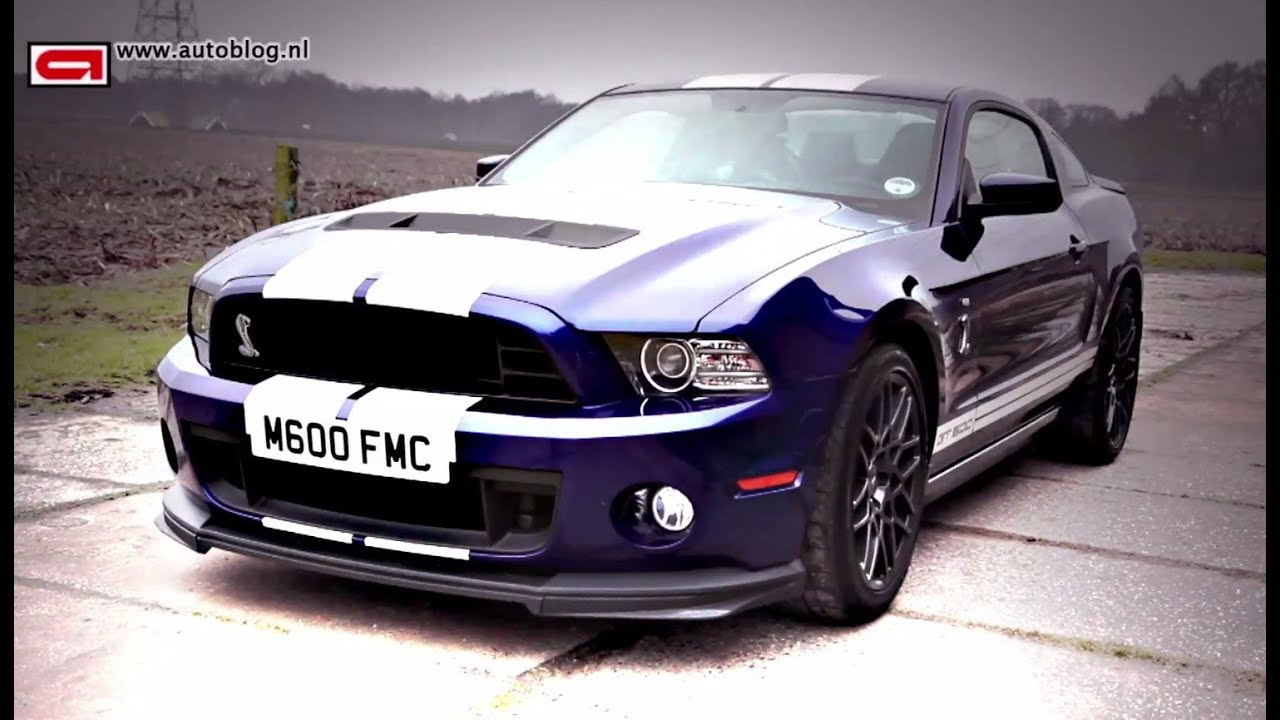 Ford mustang shelby gt500 review 2013