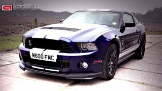 Ford Mustang Shelby GT500 review (2013)(We drove the new supercharged Ford Mustang Shelby GT500 (2013) on the German autobahn. Via http://www.abhd.nl/video/ford-mustang-shelby-gt500-2013/ ..., 2013-09-06T12:57:40.000Z)