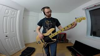 Opeth - The Lines In My Hand (bass cover)