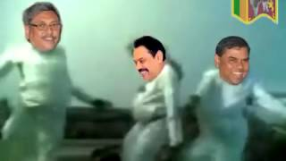 Sri lanka president rajapaksa  dance party funny