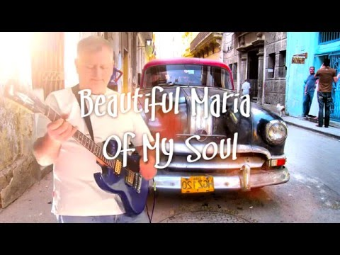 Beautiful Maria Of My Soul - Mambo Kings - Instrumental