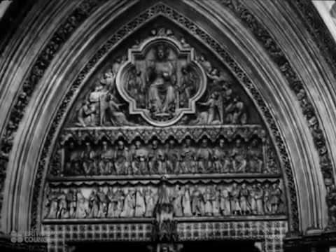 Westminster Abbey - 1945 British Council Film Collection - CharlieDeanArchives / Archival Footage