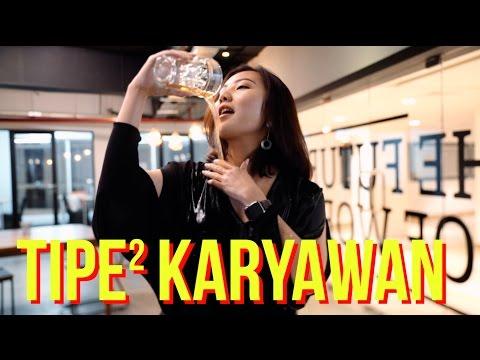 TIPE² KARYAWAN