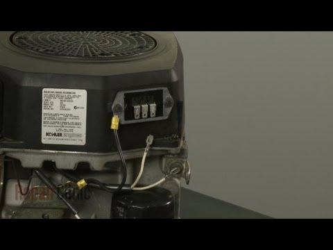 kohler lawn mower dies voltage regulator rectifier. Black Bedroom Furniture Sets. Home Design Ideas