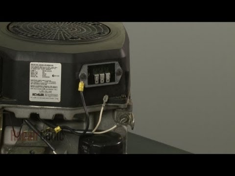 kohler lawn mower dies voltage regulator rectifier 4140310 s youtube rh youtube com 23 HP Kohler Engine Diagram 18 HP Kohler Engine Diagram