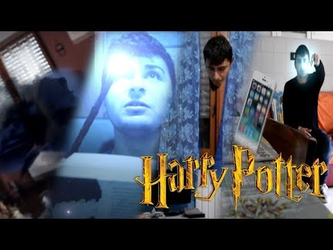 4 HARRY POTTER EFFECTS VFX