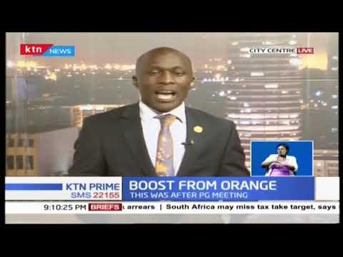 NASA parliamentarians declare conditional support for Uhuru's proposal