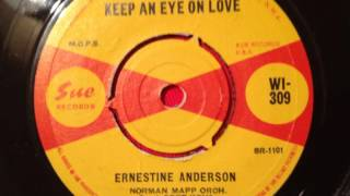 ERNESTINE ANDERSON KEEP AN EYE ON LOVE
