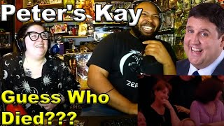 Guess Who Died? | Peter Kay: Live At The Bolton Albert Halls Reaction