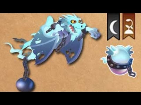 GHOST DRAGON Review Attacks Weakness in Dungeon Island Event Dragon City