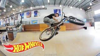 Hot Wheels Junior Series Built By Woodward: BMX #1 | Challengers | Hot Wheels