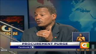 The Big Question   Targeting Procurement, Accounting Officers