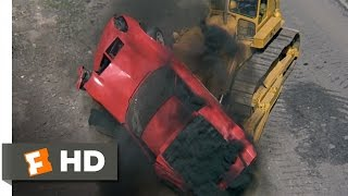 The Italian Job (1/10) Movie CLIP - Lamborghini Destroyed (1969) HD
