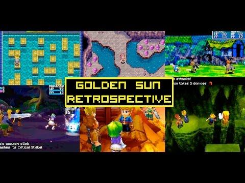 Golden Sun 15th Anniversary Retrospective