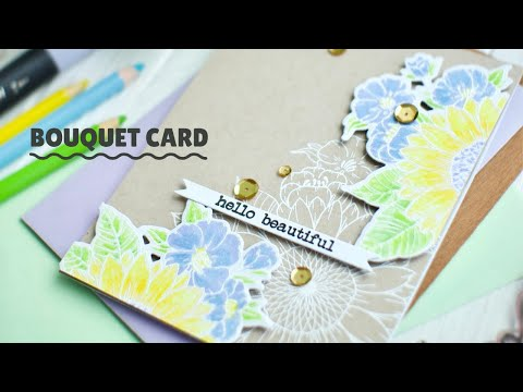 Bouquet Card for Neat&Tangled [VIDEO]