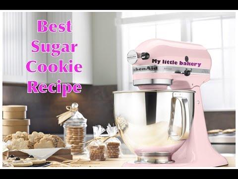 Best sugar cookies homemade