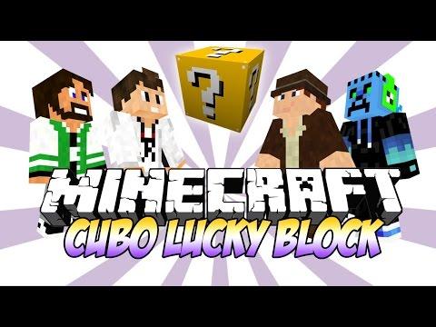 Minecraft Cubo Lucky Block #15 [ITA] - NON TROVO ENDERPEARL