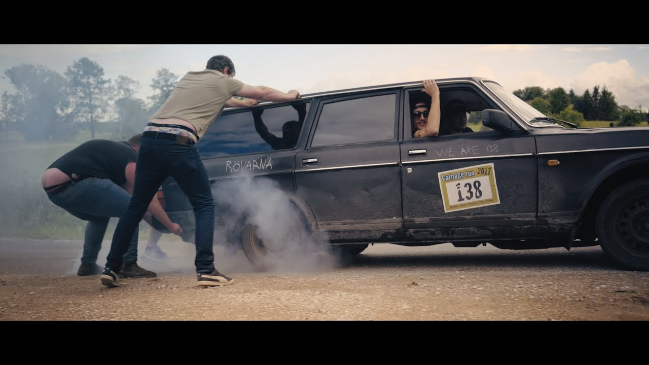Carbage Run Scandinavia 2017 Official Aftermovie Youtube