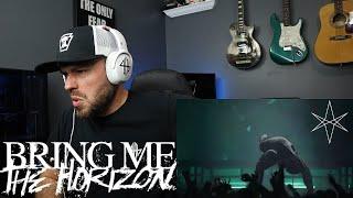 Bring Me The Horizon - DEATHCORE MEDLEY (REACTION!!!)