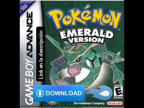 Pokemon Esmeralda + Emulador Gba para Android – Juegos ...