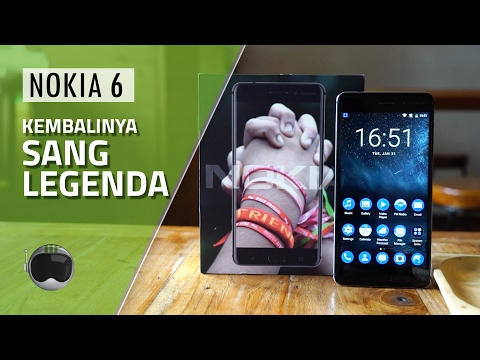 Nokia 6 Hands-on Indonesia
