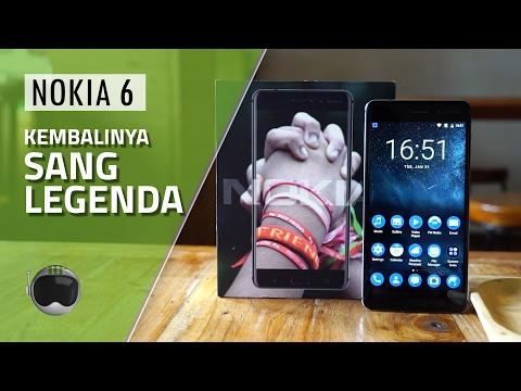 Nokia 6 Hands-on