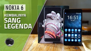 Nokia 6 Hands-on