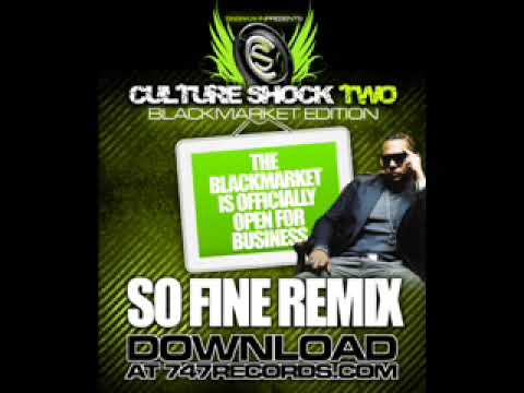 CULTURE SHOCK TRiO - SO FiNE REMiXXX ft. SEAN PAUL !!!BRAND NEW SINGLE 2009!!!!