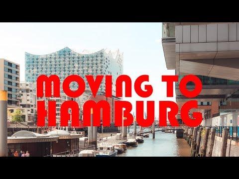 MOVING TO HAMBURG