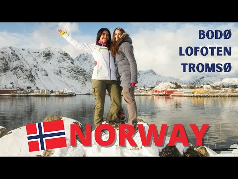 Hitchhiking in Norway | Bodø, Lofoten Islands and Tromsø