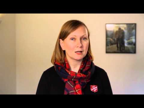 Kerry's Testimony on Being A Salvation Army Officer