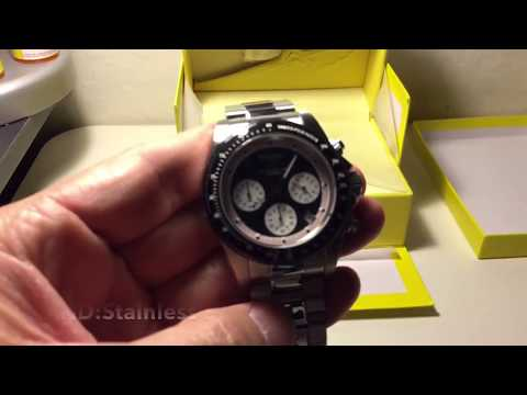 "Invicta ""Speedway"" 23120 Unboxing"