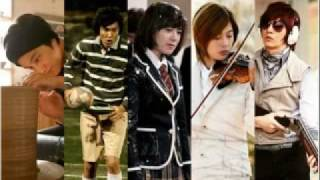 꽃보다 남자(Boys Over Flowers) ost (Stand By Me-Shinee) WITH DOWNLOAD LINK