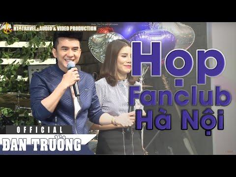 Đan Trường Họp Fan Club tại Hà Nội (07/05/2017)