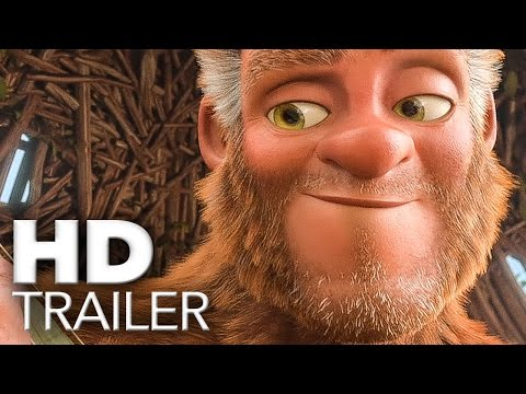 BIGFOOT JUNIOR | Trailer #1 Deutsch German | HD 2017 | Animationsfilm streaming vf