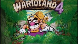 Wario Land 4 (No Commentary)