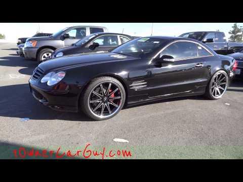 Adesa LA Auto Car Auction Los Angeles Walkaround Preview Testdrive Mercedes Benz Buy Part #2
