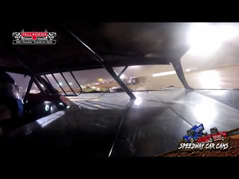 #14 Corey Elliott - Sportsman - 4-27-19 Talladega Short Track - In Car Camera