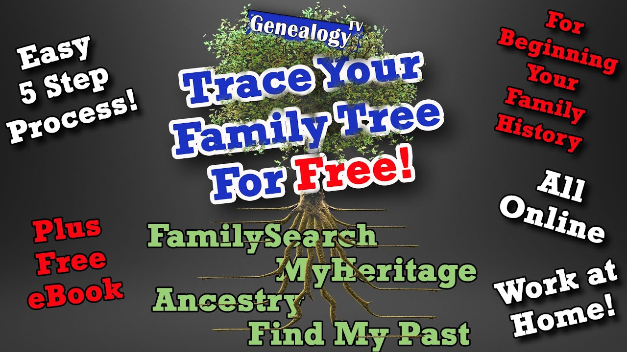 find your family history for free