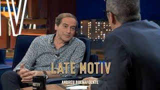 LATE MOTIV - Isaías Lafuente. 'Esclavos por la patria'    #LateMotiv524