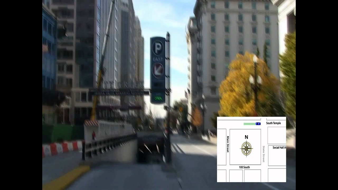 Maps and Directions to Temple Square | Temple Square