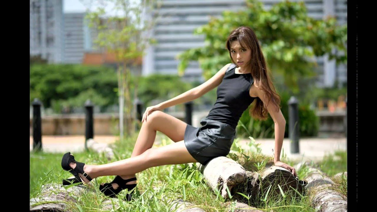 Chantal Sexy Look - YouTube