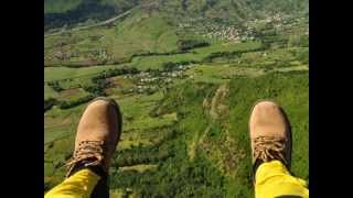 Paragliding at Long Mountain Mauritius extreme Adventure Onyx