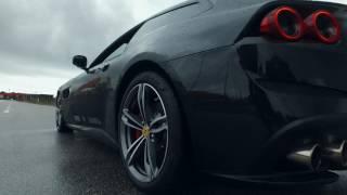 Ferrari GTC4 Lusso sound & acceleration 100-250 km/h