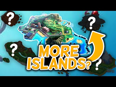 NEW ISLANDS in SUN AND MOON?! - Pokémon Sun and Moon