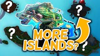 NEW ISLANDS in SUN AND MOON?! - Pokémon Sun and Moon