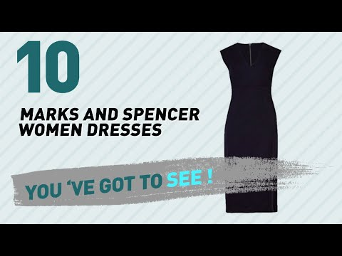 Marks And Spencer Women Dresses // New & Popular 2017