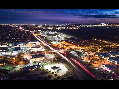 How To Set Up DJI Mavic Pro For Night Flying - Picture & Video Settings